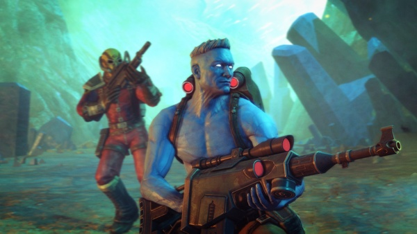 Screenshot zu Rogue Trooper Redux (Xbox One) - Screenshots