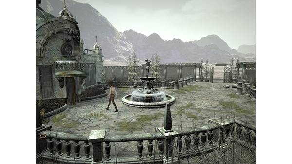 Screenshot zu Syberia (Nintendo Switch) - Screenshots