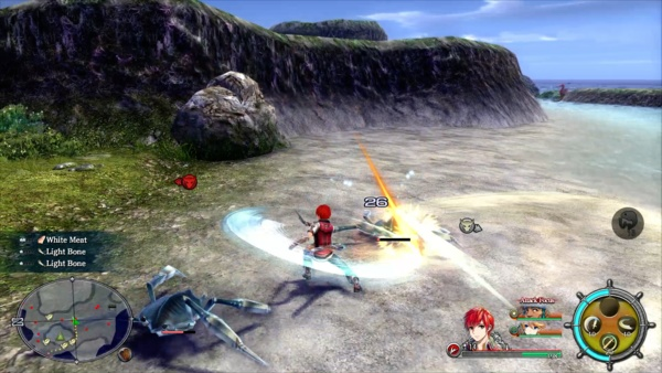 Screenshot zu Ys 8: Lacrimosa of Dana (PS4) - Screenshots