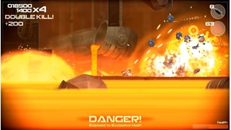 RIVE - Screenshots