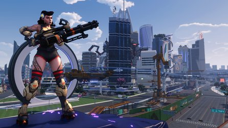 Agents of Mayhem im Test - Hero-Shooter für Solisten