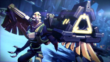 Battleborn - Story-Trailer zum Helden-Shooter der Borderlands-Macher