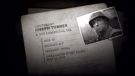 Call of Duty: WW2 - Trailer »Meet the Squad«: Turner