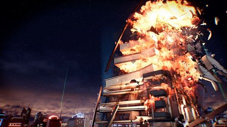 Crackdown 3 - Cloud-Technologie im Demo-Video