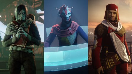 Destiny 2 - Update 1.0.3 online, bringt Faction Rallyes & mehr