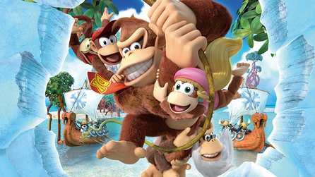 Donkey Kong Country: Tropical Freeze - Test-Video zum Jump & Run für WiiU