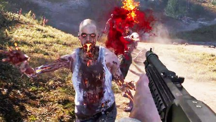 Far Cry 5 - Massive Kritik am Zombie-DLC, Addon-Gameplay & New Game Plus