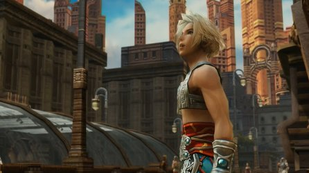 Final Fantasy 12: The Zodiac Age - Story-Trailer zeigt frische Gameplay-Szenen