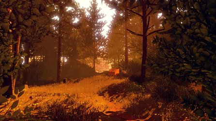 Firewatch - Debüt-Trailer des Indie-Adventures
