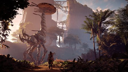 Horizon Zero Dawn - Fan bastelt beeindruckende Filmposter zum Open World-Hit