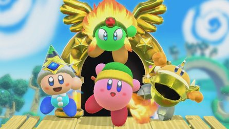 Nintendo Direct - Angeblich am 1. Geburtstag der Switch & Kirby: Star Allies-Demo am 4. März
