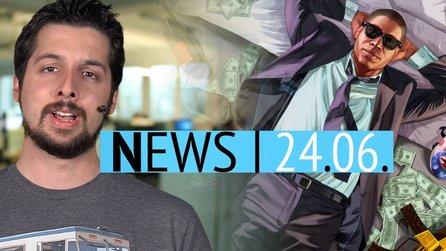 News: Valve Wegen CSGO Skin Glücksspiel Verklagt   Rockstar Sperrt YouTuber  Für GTA