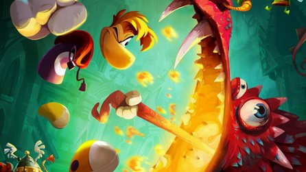 Rayman Legends - Test-Video zum Comic-Jump&Run