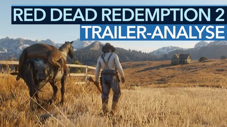 Red Dead Redemption 2 - Trailer-Analyse: Prequel, PS4 Pro und neue Features