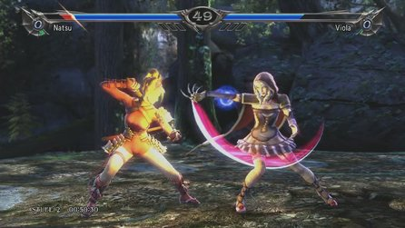 Soul Calibur 5 - Test-Video für PlayStation 3 und Xbox 360