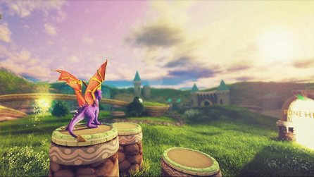 Spyro the Dragon - Fan findet Hinweis auf PS4-Remaster in Crash Bandicoot N. Sane Trilogy
