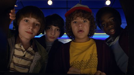 Stranger Things - Comic-Con-Trailer zu Staffel 2 der Mystery-Serie