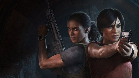 Uncharted: The Lost Legacy - Testvideo zur Schatzsuche in Indien