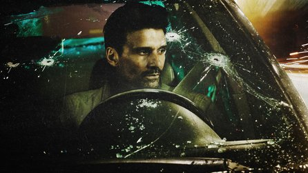 Wheelman - Action-Trailer zum Netflix-Film mit Frank Grillo