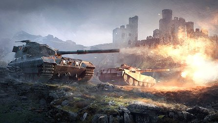 World of Tanks - Gameplay-Trailer zum Update 8.4