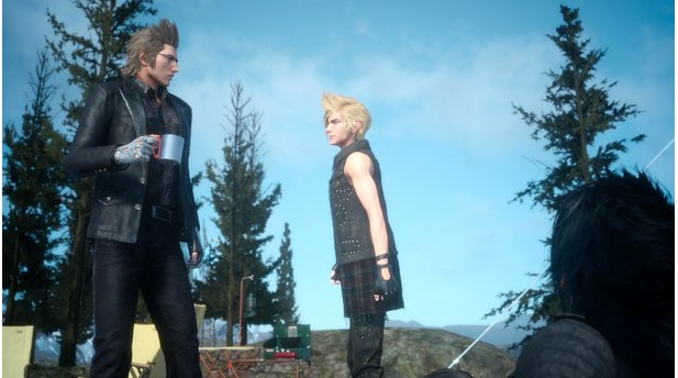 Final Fantasy 15: Episode Duscae - Screenshots aus der Demo 2.0