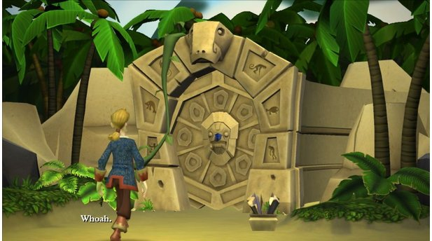 Tales of Monkey Island [Wii]