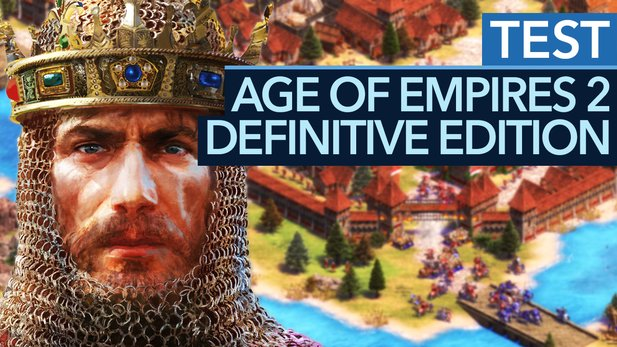 Age of Empires 2 - Test-Video zur Definitive Edition