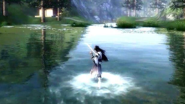 gamescom-Trailer von Age of Wulin