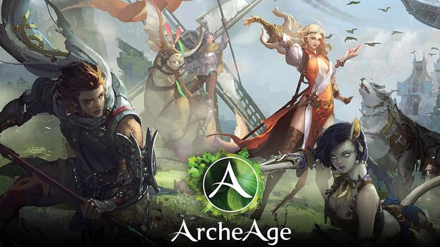 Das MMO ArcheAge startet am 16. September.