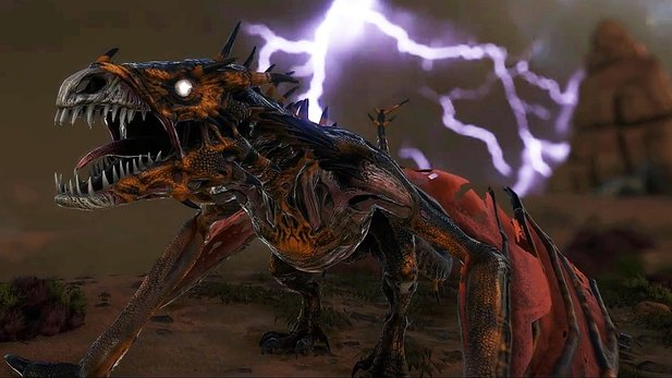 Ark: Fear Evolved 2 - Launch-Trailer des Halloween-Events