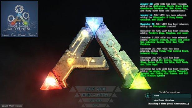 Ark Server Mods Installieren