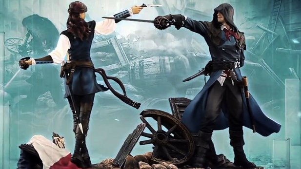Assassin's Creed Unity - Trailer zu den Figuren von Arno & Elise