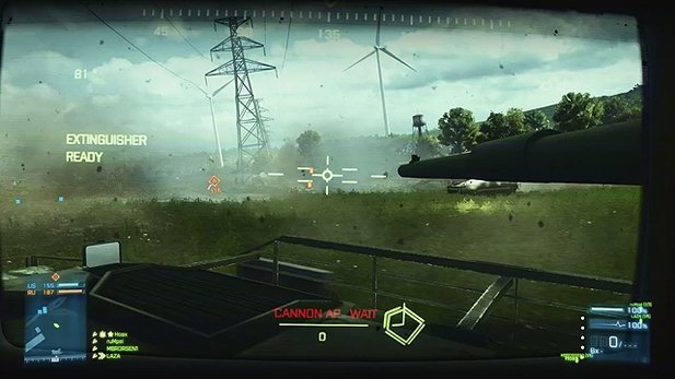 Map-Video von Battlefield 3: Armored Kill