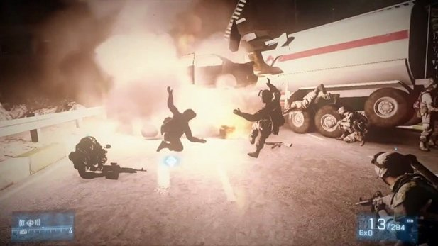 »Operation Guillotine«-Trailer von Battlefield 3