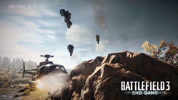 Battlefield 3 - »End Game« Gameplay-Video
