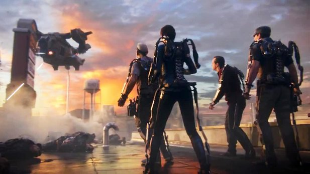 Call of Duty: Advanced Warfare - Trailer zur zweiten Episode »Exo Zombies: Infection«