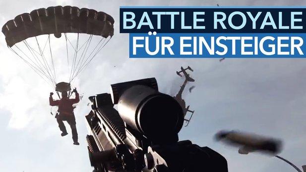 Call of Duty: Warzone é o melhor battle royale de nível básico
