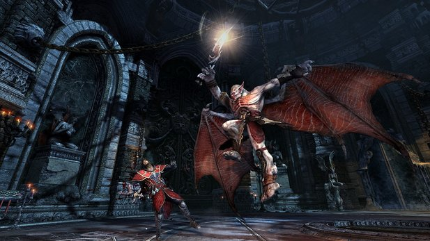 Castlevania: Lords of Shadow - Gameplay-Trailer