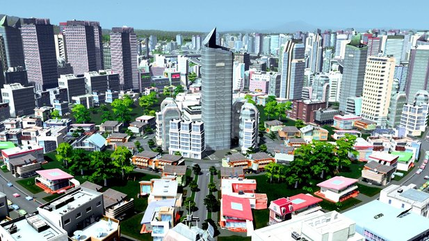 Cities: Skylines - Test-Video zur Städtebau-Simulation