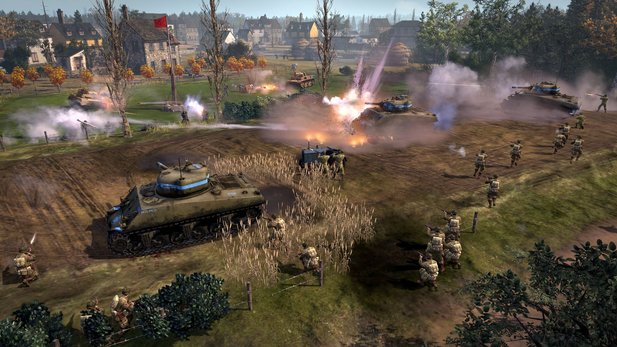Coh 2 Case Blue : Company of heroes strategie hit kostenlos im humble store