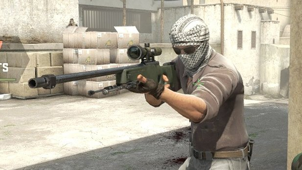 Valve hat den fehlenden Cache-Sound und die zu hellen Shader von Counter-Strike: Global Offensive per Patch gefixt.