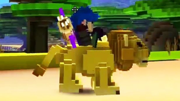 Cube World - Gameplay-Trailer zum Quest-System