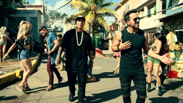 Despacito ist neuer Rekordhalter bei YouTube. (Screenshot Youtube)