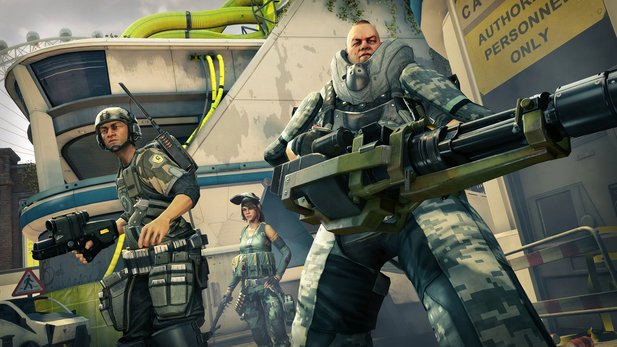 Dirty Bomb - Gameplay-Trailer aus der Beta des Shooters