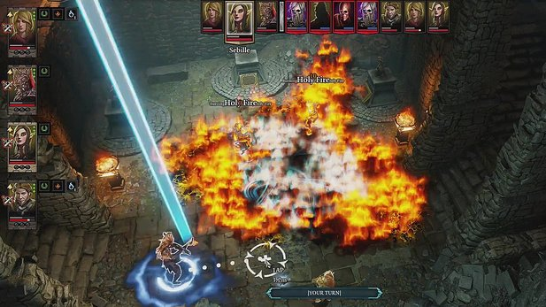 Divinity: Original Sin 2 - Gameplay-Trailer: Interface, Kämpfe und Landschaften