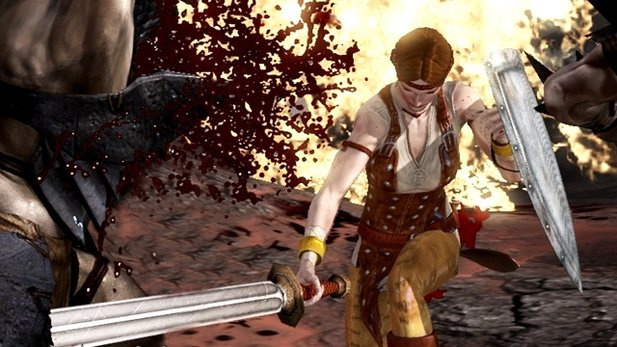 Gameplay-Video zu Dragon Age 2