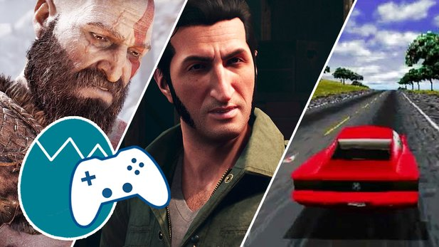 Easter Eggs in Spielen - Folge #1 mit God of War, A Way Out & Need for Speed von 1994