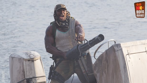 Terry Crews als Hale Caesar in Expendables 3