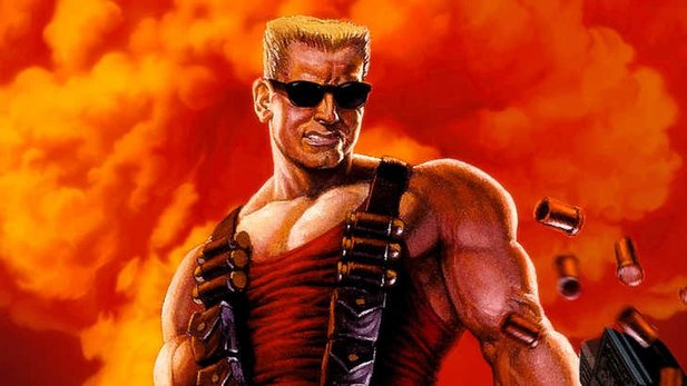 Duke Nukem in jung