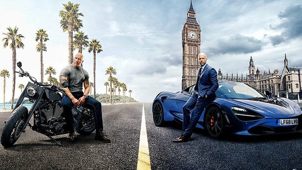Fast & Furious: Hobbs & Shaw - Erster Action-Trailer mit Dwayne Johnson & Jason Statham zum Spin-off